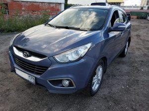 Хендай ix35 2.0 АКП автомобиль кредитный выкуплен за 390000