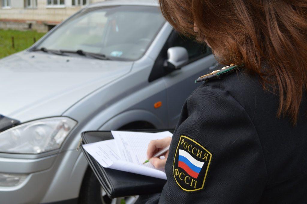 Можно ли продать машину в аресте